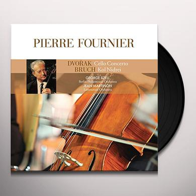 Dvorak / Pierre Fournier DVORAK: CELLO CONCERTO / BRUCH: KOL NIDREI Vinyl Record