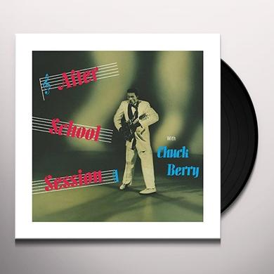 Chuck Berry AFTER SCHOOL SESSION Vinyl Record - UK Import
