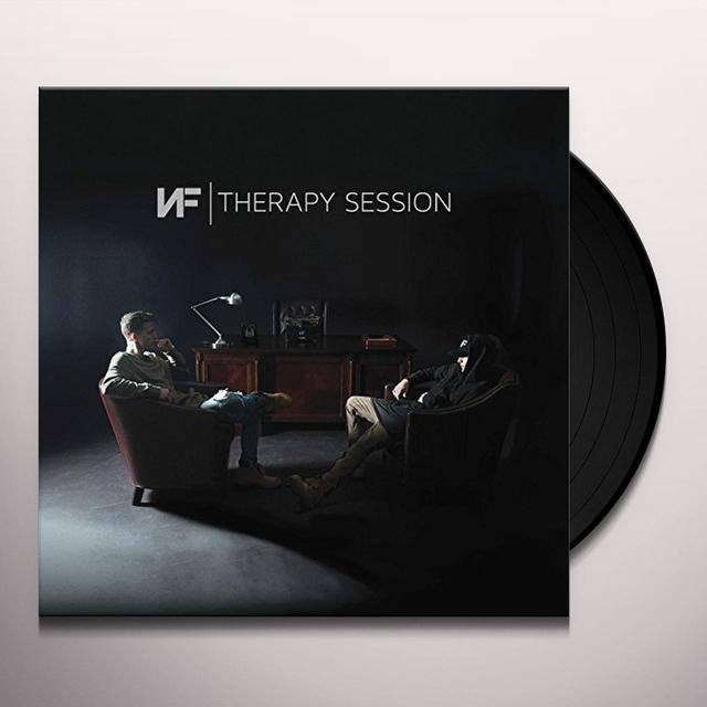 NF THERAPY SESSION Vinyl Record - Gatefold Sleeve