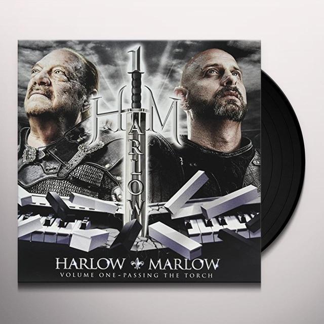 Larry Harlow / Marlow Rosado HARLOW MARLOW VOLUME ONE Vinyl Record