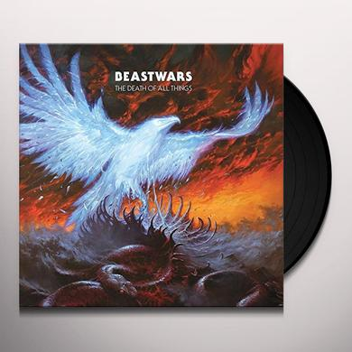 Beastwars DEATH OF ALL THINGS Vinyl Record