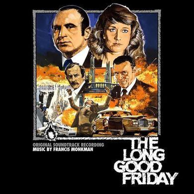 Francis Monkman LONG GOOD FRIDAY / O.S.T. Vinyl Record