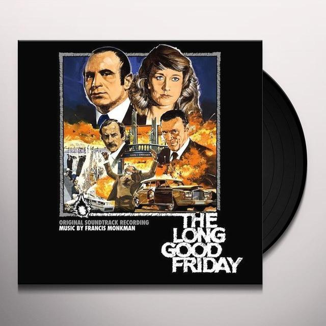 Francis Monkman LONG GOOD FRIDAY / O.S.T. Vinyl Record - Black Vinyl, 180 Gram Pressing, Remastered