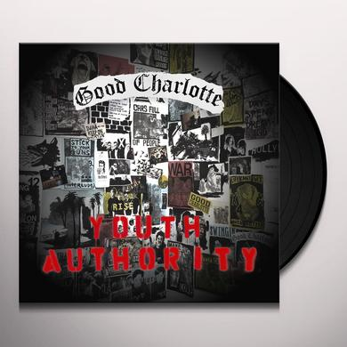 Good Charlotte YOUTH AUTHORITY Vinyl Record