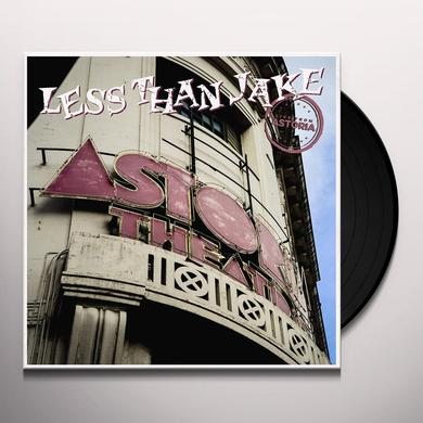 Less Than Jake LIVE FROM ASTORIA Vinyl Record