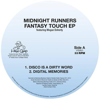 Midnight Runners FANTASY TOUCH Vinyl Record