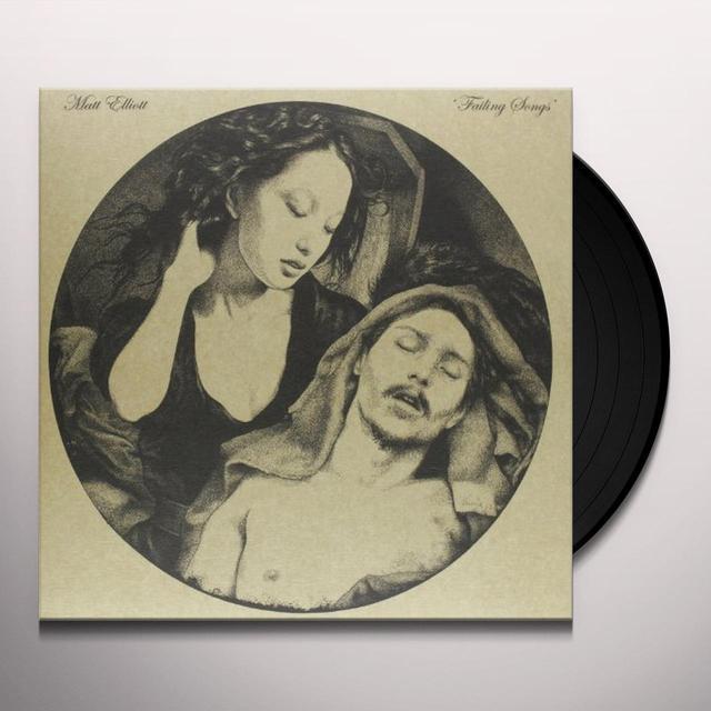 Matt Elliott FAILING SONGS Vinyl Record