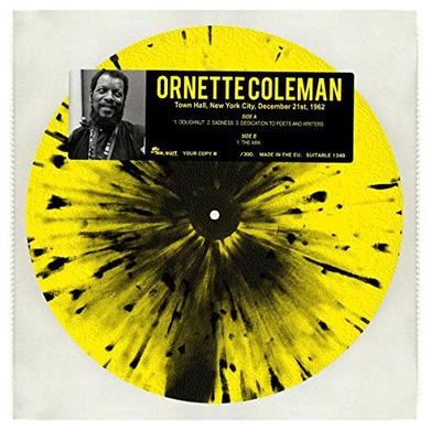 Ornette Coleman LIVE AT THE TOWN HALL NYC 12/21/62 Vinyl Record