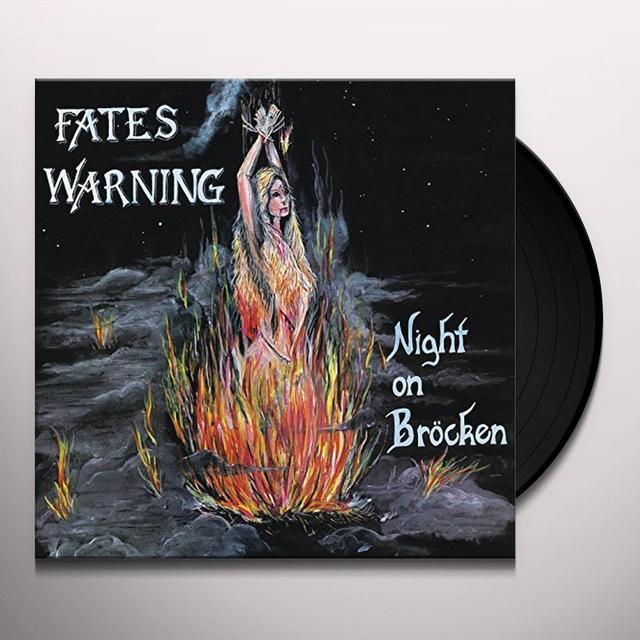 Fates Warning NIGHT ON BROCKEN Vinyl Record - UK Import