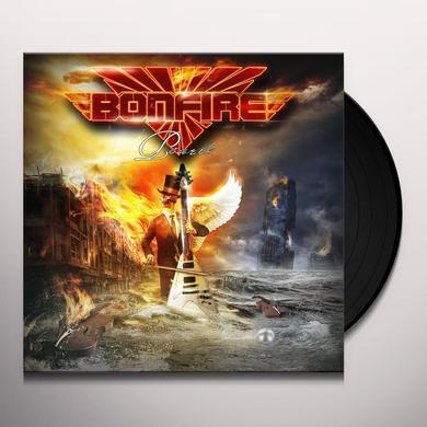 Bonfire PEARLS Vinyl Record - UK Import