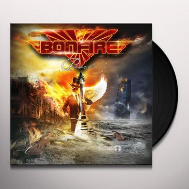 Bonfire PEARLS Vinyl Record - UK Import