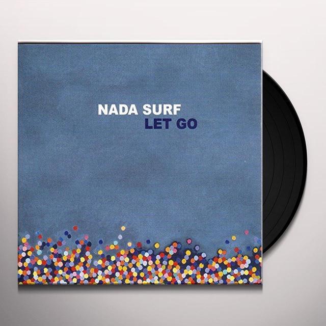 Nada Surf LET GO Vinyl Record
