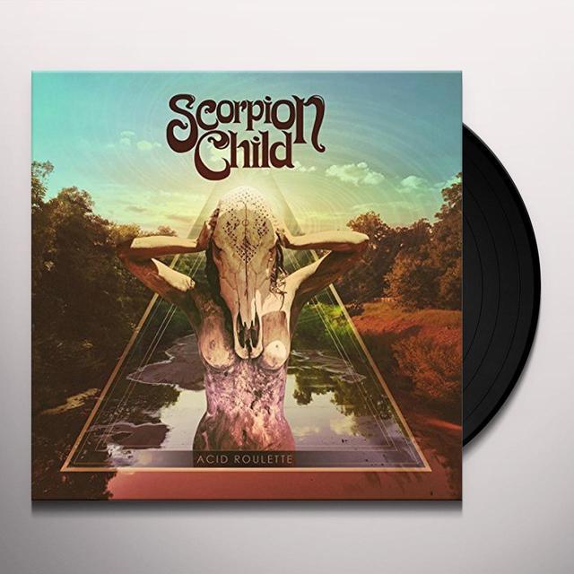 Scorpion Child ACID ROULETTE Vinyl Record - UK Import