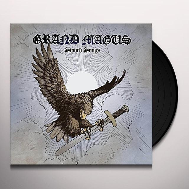 Grand Magus SWORD SONGS Vinyl Record - UK Import