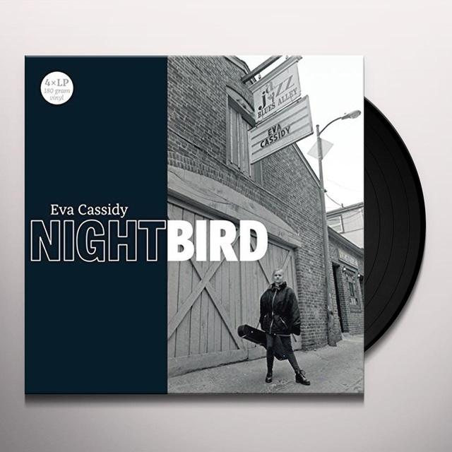 Eva Cassidy NIGHTBIRD Vinyl Record - UK Import