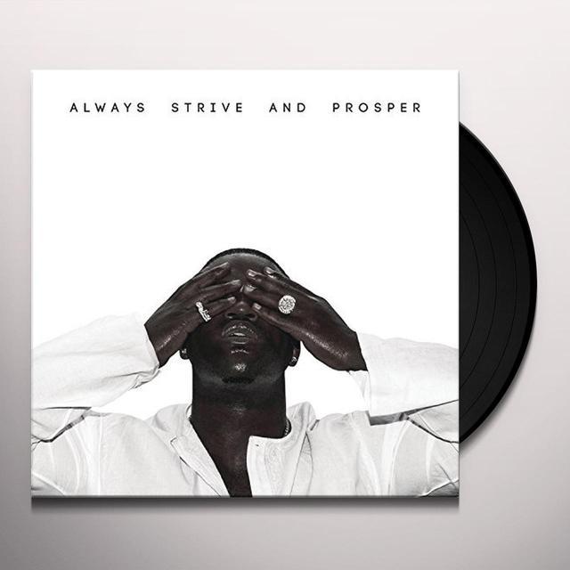 A$Ap Ferg ALWAYS STRIVE & PROSPER Vinyl Record - UK Import