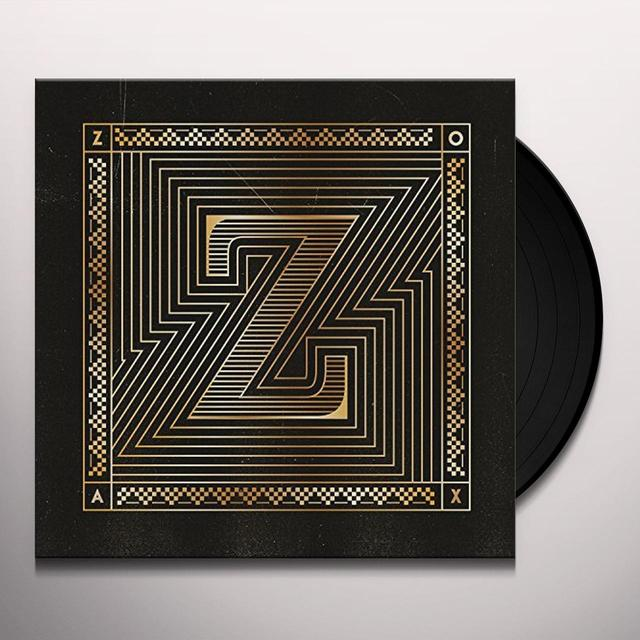 ZOAX Vinyl Record - UK Import