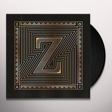 ZOAX Vinyl Record - UK Import