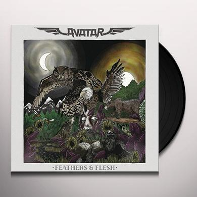 Avatar FEATHERS & FLESH Vinyl Record