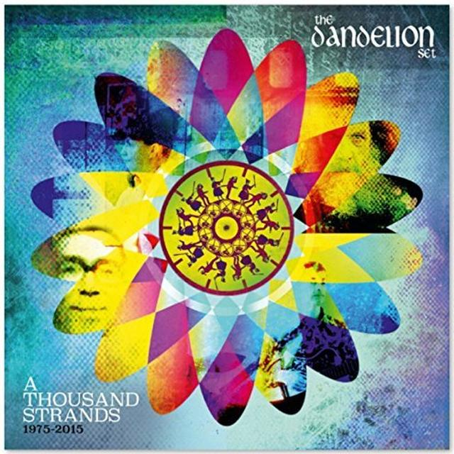 DANDELION SET THOUSAND STRANDS (1975-2015) Vinyl Record