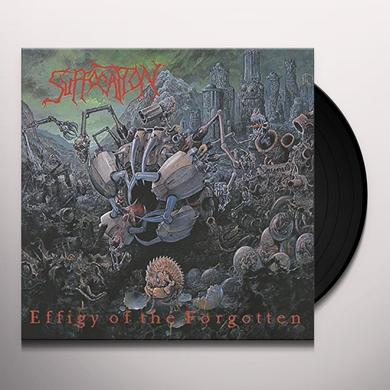 Suffocation EFFIGY OF THE FORGOTTEN Vinyl Record - UK Import