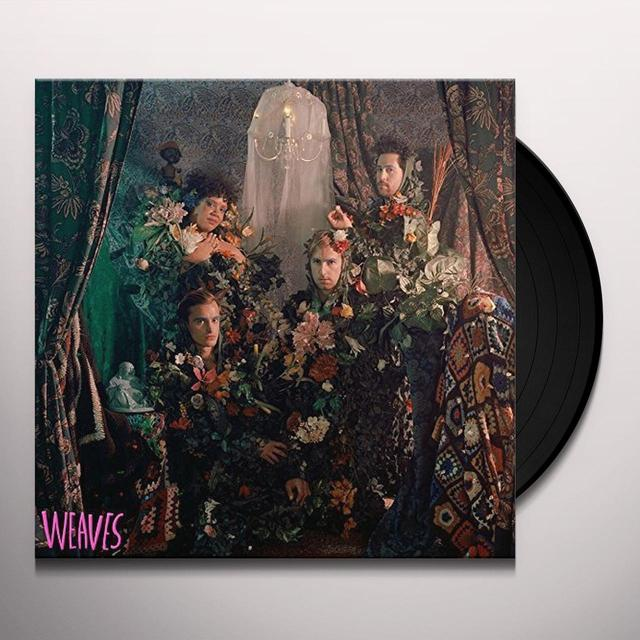 WEAVES Vinyl Record - UK Release