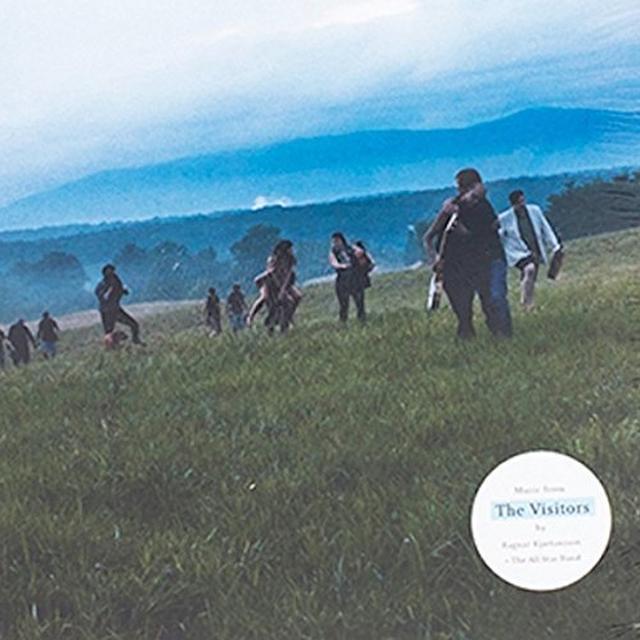 Ragnar Kjartansson & The All Star Band VISITORS Vinyl Record - UK Release