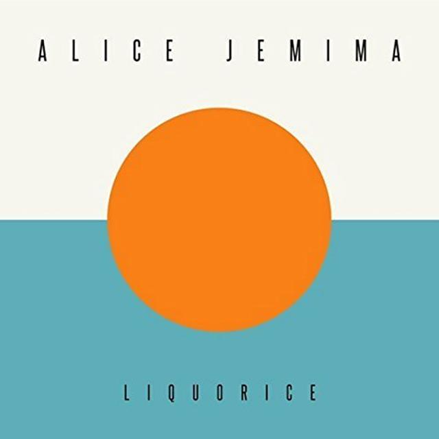 Alice Jemima LIQUORICE Vinyl Record - UK Import
