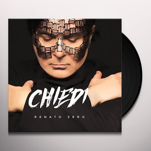 Renato Zero CHIEDI GLI ANNI MIEI RACCONTANO Vinyl Record - Italy Import