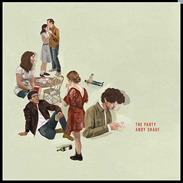Andy Shauf PARTY Vinyl Record - UK Import