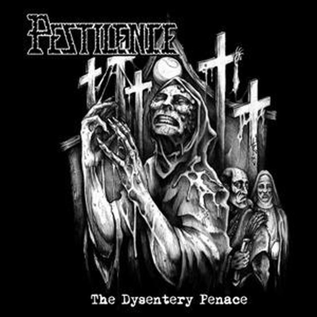 Pestilence DYSENTRY PENANCE Vinyl Record - UK Release