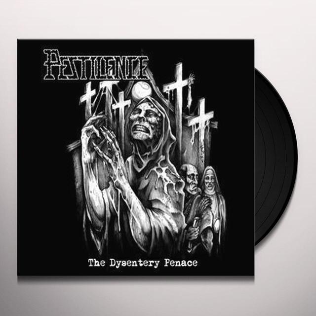 Pestilence DYSENTRY PENANCE Vinyl Record - UK Import