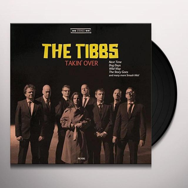 TIBBS TAKIN' OVER Vinyl Record