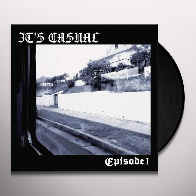It'S Casual EPISODE 1: CADILLAC Vinyl Record - Limited Edition