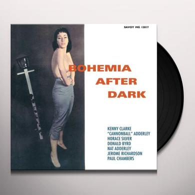 Cannonball Adderley BOHEMIA AFTER DARK Vinyl Record