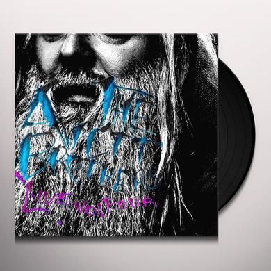 The Avett Brothers LIVE: VOL 4 Vinyl Record - Gatefold Sleeve