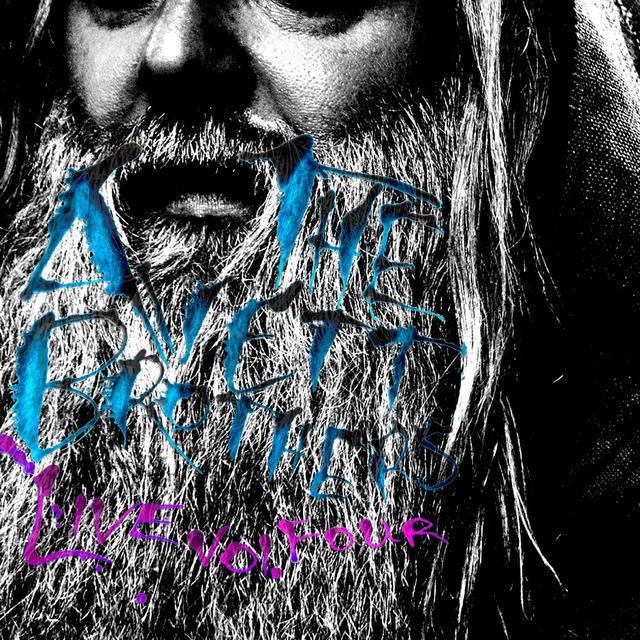 The Avett Brothers LIVE: VOL 4 Vinyl Record