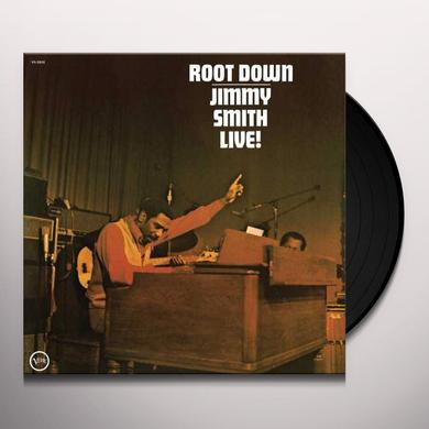 Jimmy Smith ROOT DOWN Vinyl Record - 180 Gram Pressing