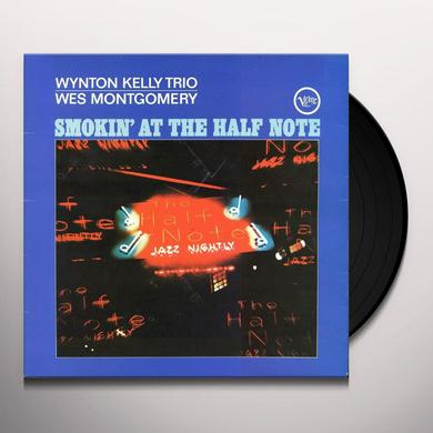 Wes Montgomery / Wynton Kelly SMOKIN AT THE HALF NOTE Vinyl Record