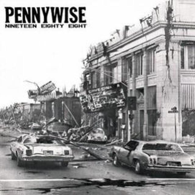 Pennywise NINETEEN EIGHTY EIGHT Vinyl Record
