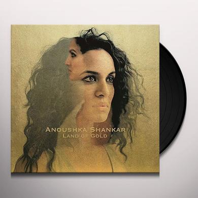 Anoushka Shankar LAND OF GOLD Vinyl Record