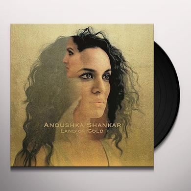 Anoushka Shankar LAND OF GOLD Vinyl Record
