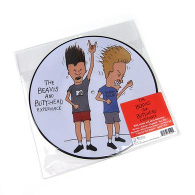 BEAVIS & BUTT-HEAD EXPERIENCE / O.S.T. (PICT) BEAVIS & BUTT-HEAD EXPERIENCE / O.S.T. Vinyl Record