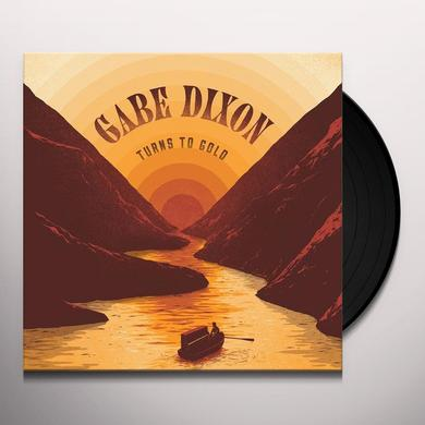 Gabe Dixon TURN TO GOLD Vinyl Record