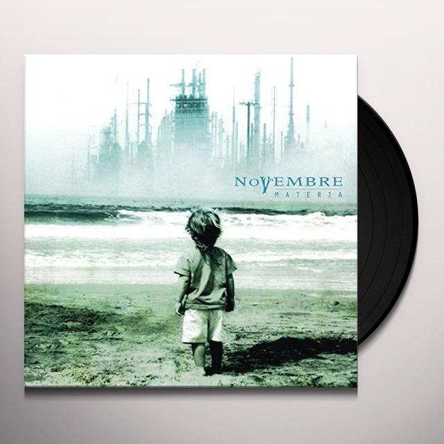 Novembre MATERIA Vinyl Record