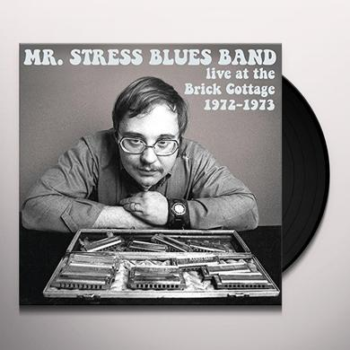 MR. STRESS BLUES BAND LIVE AT THE BRICK COTTAGE 1972-73 Vinyl Record