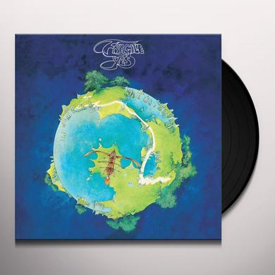 Yes FRAGILE Vinyl Record - 180 Gram Pressing