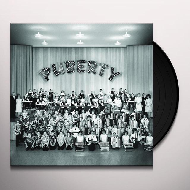 PUBERTY Vinyl Record