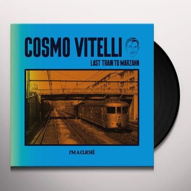 Cosmo Vitelli LAST TRAIN TO MARZAHN Vinyl Record