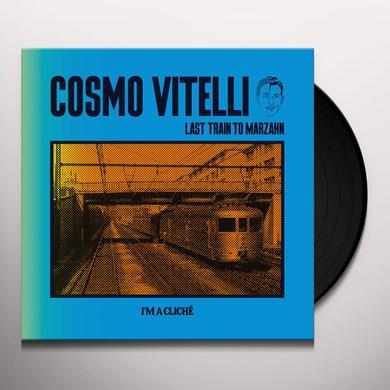 Cosmo Vitelli LAST TRAIN TO MARZAHN Vinyl Record